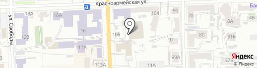 Магазин окон на карте Кирова