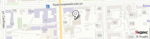 ИМПЕРИЯ на карте Кирова