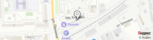 ЛесХоз на карте Кирова