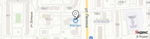 Вятские Лотереи, ЗАО на карте Кирова