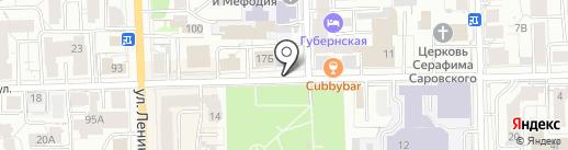 Инициатива на карте Кирова
