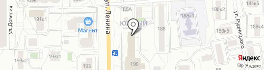 Fantasy на карте Кирова