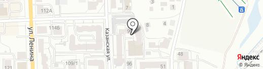 splkirov.ru на карте Кирова