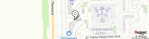 Гоголь на карте Кирова