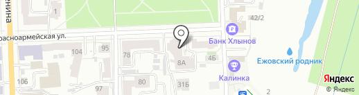 Woodcraft на карте Кирова