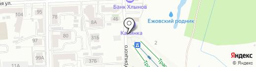 SportService на карте Кирова