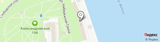 AvtoKirov на карте Кирова