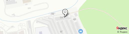 CarDes на карте Кирова