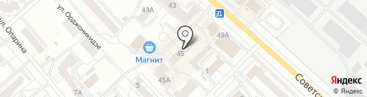 Компания по продаже памятников на карте Кирова