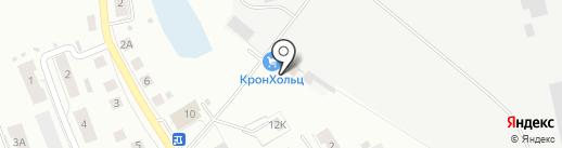 Оптима-Мебель на карте Кирова