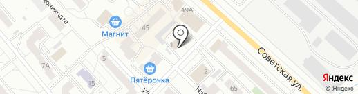 Салон-мастерская ювелирных изделий на карте Кирова