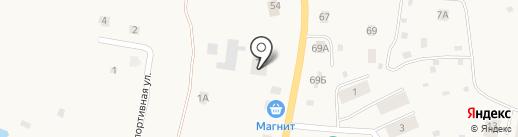 Мебель-Люкс на карте Кстинино