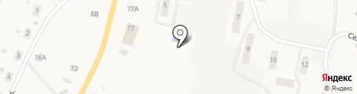 Колокольчик на карте Кстинино