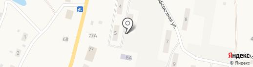 Сбербанк, ПАО на карте Кстинино