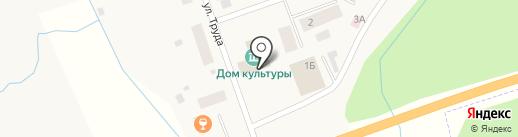 Участковый пункт полиции д. Зониха на карте Зонихи