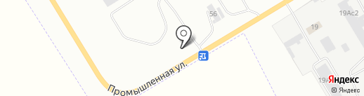 Kamaz центр на карте Новокуйбышевска