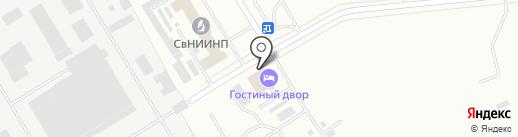 ФАБРИКА-КУХНЯ на карте Новокуйбышевска