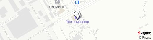 Счастье на карте Новокуйбышевска