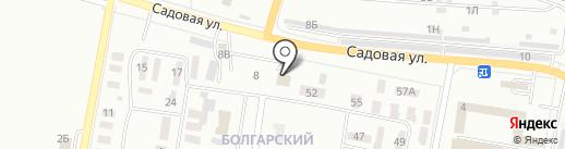 105 регион на карте Новокуйбышевска