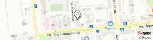 Aktis на карте Новокуйбышевска