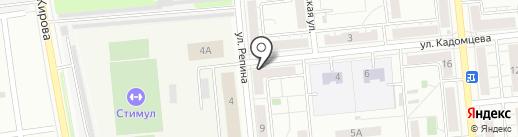 Компьютер Сервис на карте Новокуйбышевска