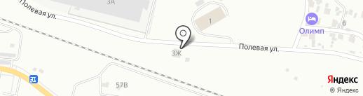 Жизнь на карте Новокуйбышевска