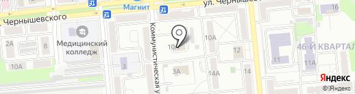 Центр диагностики и консультирования на карте Новокуйбышевска