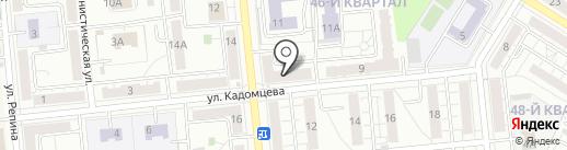 Kid`s club на карте Новокуйбышевска