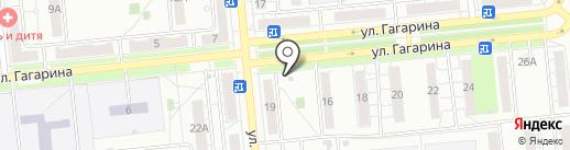 Магазин живого пива на карте Новокуйбышевска