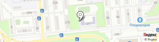 Барс на карте Новокуйбышевска