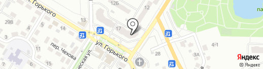 YAX на карте Новокуйбышевска