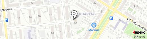 Т Плюс, ПАО на карте Новокуйбышевска