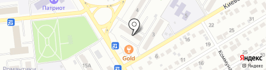 Мастерская по ремонту бытовой техники на карте Новокуйбышевска