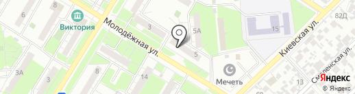 OZON.ru на карте Новокуйбышевска