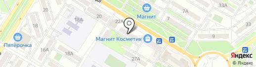 Ремонт бытовой техники на карте Новокуйбышевска