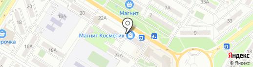 DNS на карте Новокуйбышевска