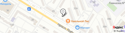 Изюминка на карте Новокуйбышевска
