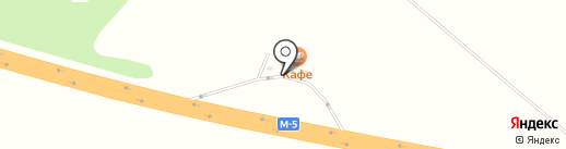 АЗС на карте Курумоча