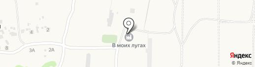 В моих лугах на карте Нового Буяна