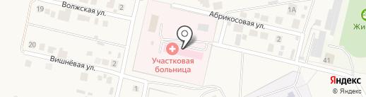 Курумоченская участковая больница на карте Курумоча