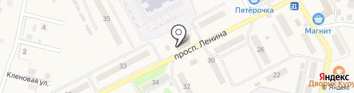 Магазин разливного пива на карте Курумоча