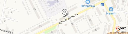 Почтовое отделение №2 на карте Курумоча