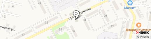 Киберплат на карте Курумоча