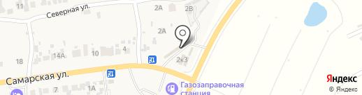 Магазин на карте Воскресенки