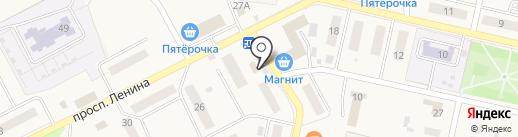 Qiwi на карте Курумоча