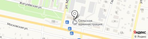 Пожарная часть №159 на карте Курумоча