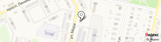 Парикмахерская на карте Курумоча