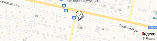 Автодело на карте Курумоча