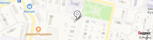 ПЖРТ сельского поселения Курумоч на карте Курумоча