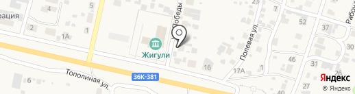 Отдел МВД России по Волжскому району на карте Курумоча